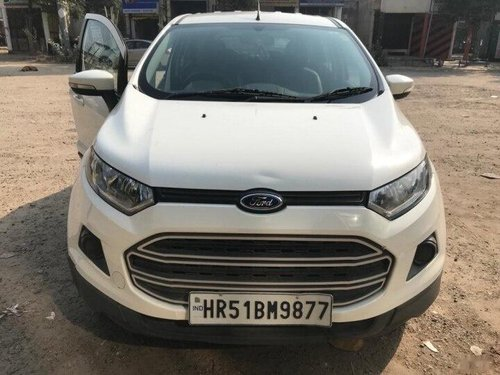 2016 Ford EcoSport 1.5 Petrol Trend MT for sale in Faridabad