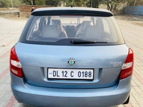 2008 Skoda Fabia 1.2 MPI Classic MT in New Delhi