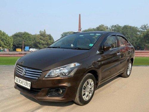 2015 Maruti Ciaz VXi Option MT in Gurgaon