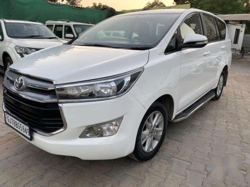 Toyota Innova Crysta 2017 MT for sale in Ahmedabad