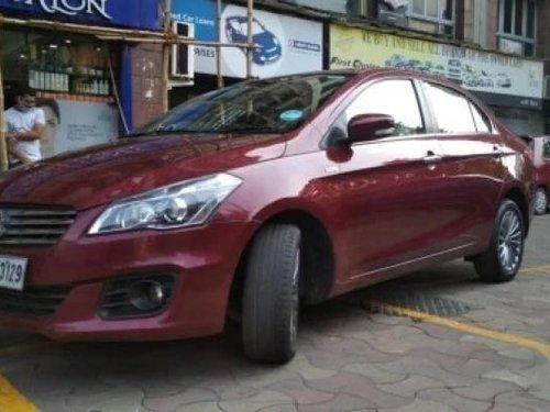 Maruti Ciaz 1.3 Alpha 2017 MT for sale in Kolkata