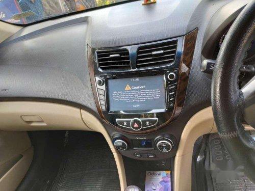 Hyundai Fluidic Verna 2016 MT for sale in Hyderabad