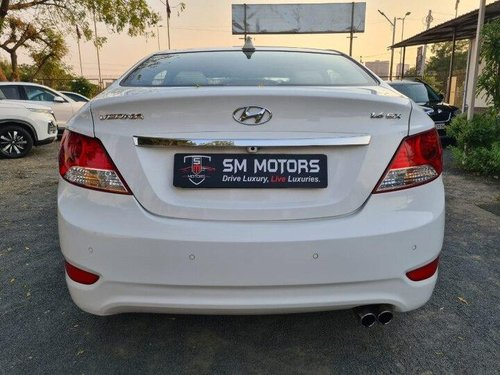 Used 2014 Hyundai Verna 1.6 SX MT for sale in Ahmedabad