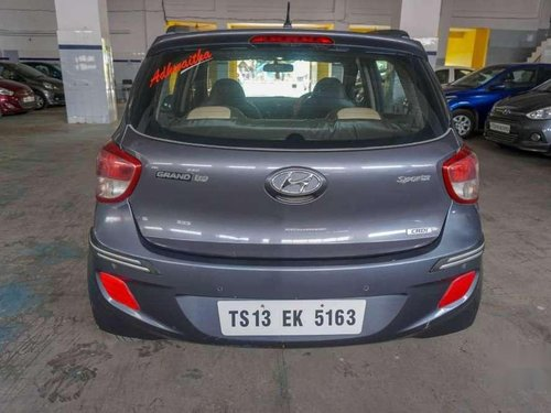 2015 Hyundai Grand i10 Sportz MT in Hyderabad