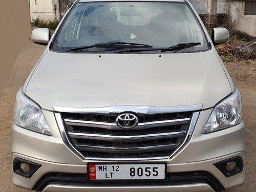 2015 Toyota Innova 2.5 GX 7 STR BSIV MT in Pune