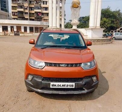 2016 Mahindra KUV100 NXT MT for sale in Mumbai