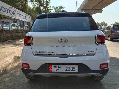2019 Hyundai Venue MT for sale in Mumbai