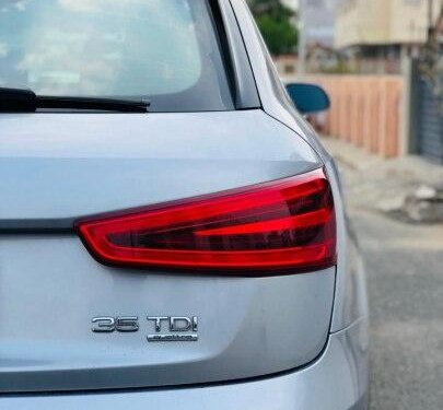Used 2015 Audi Q3 2012-2015 AT for sale in Ahmedabad