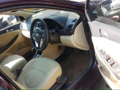 Hyundai Verna Fluidic 1.6 CRDi SX, 2012, Diese AT in Mumbail