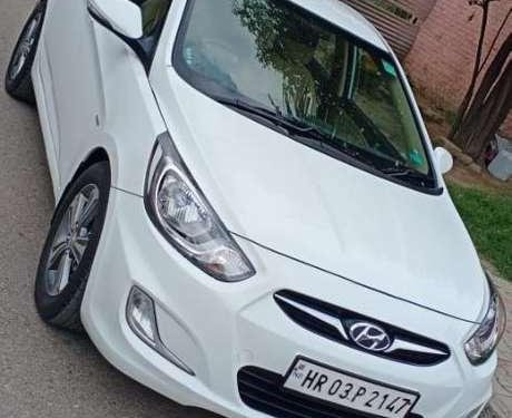 Used Hyundai Fluidic Verna 2012 MT in Chandigarh
