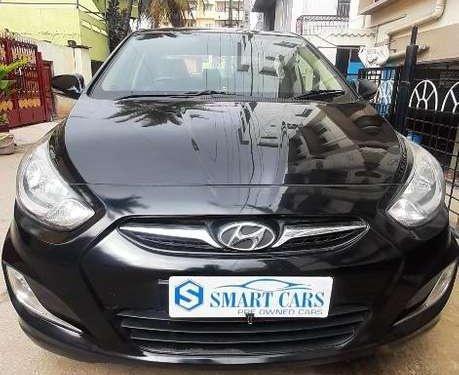 2012 Hyundai Fluidic Verna AT for sale in Nagar