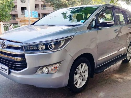 Used 2017 Toyota Innova Crysta 2.8 ZX AT in Ahmedabad