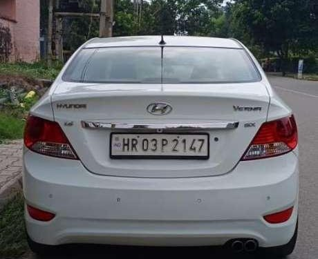 Used Hyundai Fluidic Verna 2012 MT in Chandigarh-5