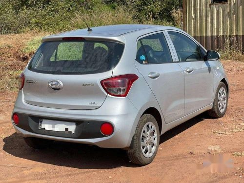Used Hyundai Grand i10 2017 MT for sale in Madgaon