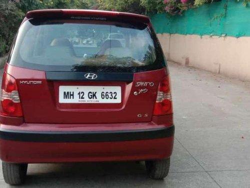 Used 2010 Hyundai Santro MT for sale in Pune