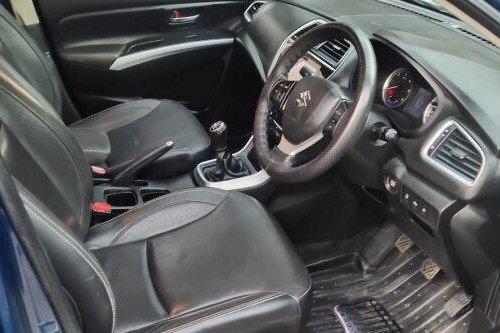 Used Maruti Suzuki S Cross 2018 MT for sale in Ghaziabad