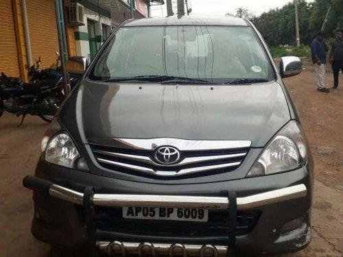 Used 2010 Toyota Innova MT for sale in Guntur