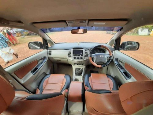 Used 2013 Toyota Innova MT for sale in Kottayam