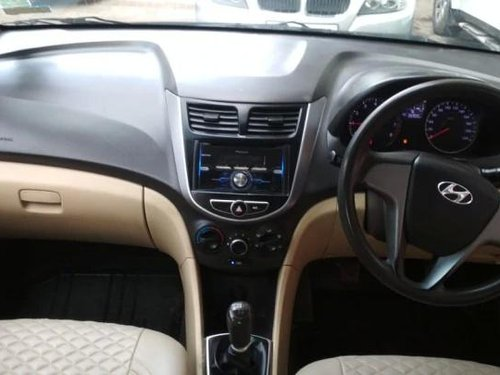 2016 Hyundai Verna 1.4 CX VTVT MT for sale in Kolkata