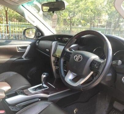 2017 Toyota Fortuner 2.8 4WD AT for sale in Mumbai