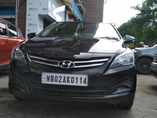 2016 Hyundai Verna 1.4 CX VTVT MT for sale in Kolkata-13