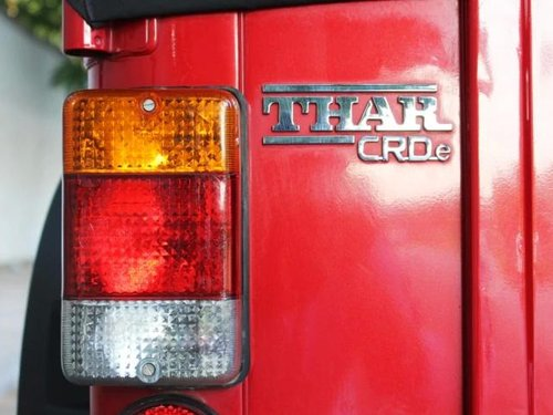 2018 Mahindra Thar CRDe  MT for sale in Ahmedabad