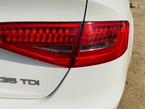 2015  Audi A4 35 TDI Premium AT in Ahmedabad