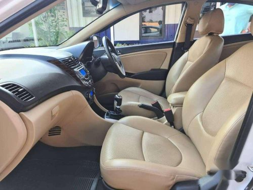 Hyundai Verna Fluidic 1.6 CRDi SX Opt, 2014, Diesel MT in Ahmedabad