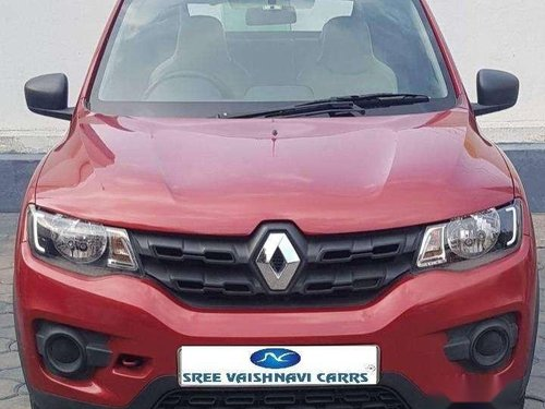 Used 2016 Renault Kwid 1.0 RXL MT in Coimbatore