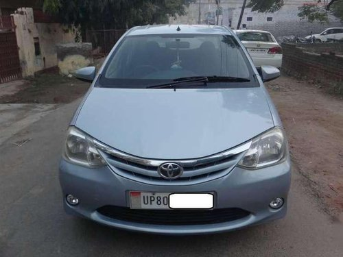 Used Toyota Etios 2011 MT for sale in Agra
