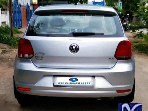2014 Volkswagen Polo 1.5 TDI Highline MT in Coimbatore