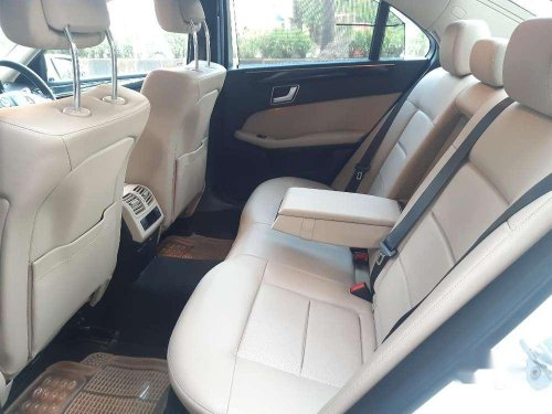 Used 2012 Mercedes Benz E Class AT in Mumbai