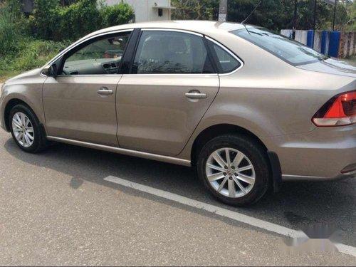Volkswagen Vento 2017 MT for sale in Thiruvananthapuram