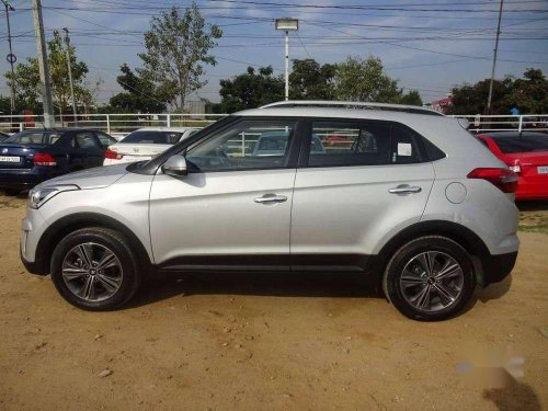 Hyundai Creta 1.6 SX Plus, 2016, Petrol AT in Hyderabad
