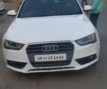 Used 2014 Audi A4 AT for sale in Ghaziabad