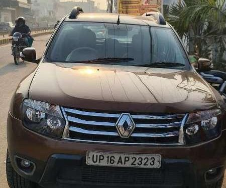 Used Renault Duster 2013 MT for sale in Rampur