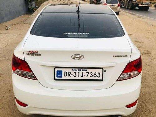 Used Hyundai Verna 2013 MT for sale in Patna