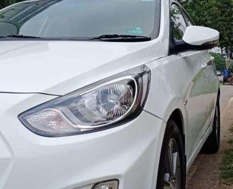Used Hyundai Fluidic Verna 2012 MT in Chandigarh-7