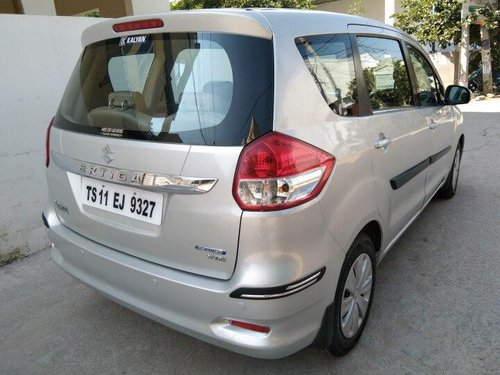 Maruti Suzuki Ertiga SHVS VDI 2018 MT for sale in Hyderabad