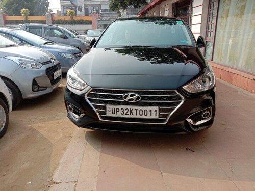 Used Hyundai Verna CRDi 1.6 SX Option 2019 MT in Lucknow