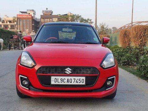 2018 Maruti Suzuki Swift AMT VXI AT  in New Delhi
