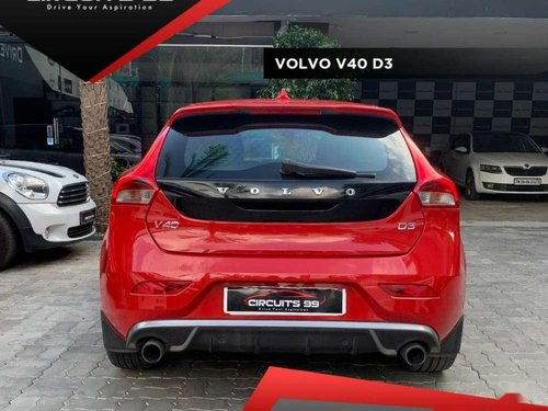 Used Volvo V40, 2015 AT for sale in Madurai