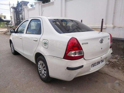 Toyota Etios GD 2016 MT for sale in Hyderabad