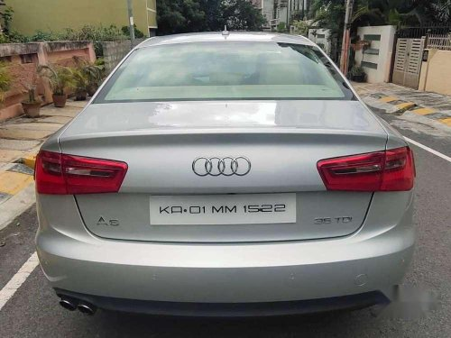 Used Audi A6 35 TDI, 2015 AT for sale in Nagar