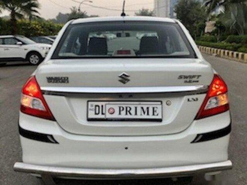 2016 Maruti Swift Dzire LXI Option MT in New Delhi