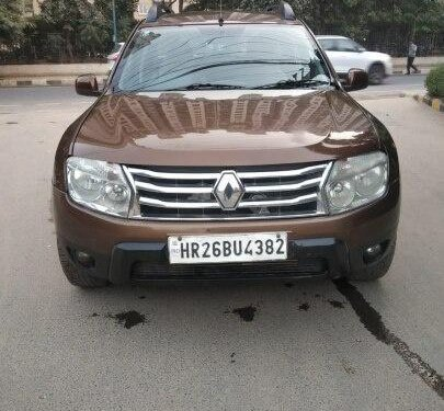 Used Renault Duster 2012 MT for sale in Gurgaon