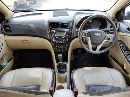 Hyundai Fluidic Verna 2014 MT for sale in Mumbai
