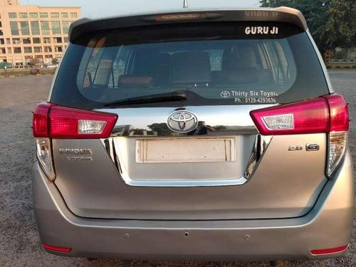 2017 Toyota Innova Crysta AT for sale in Faridabad