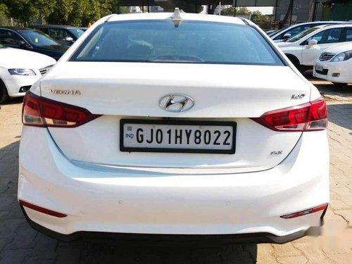 Hyundai Fluidic Verna 2018 AT in Ahmedabad