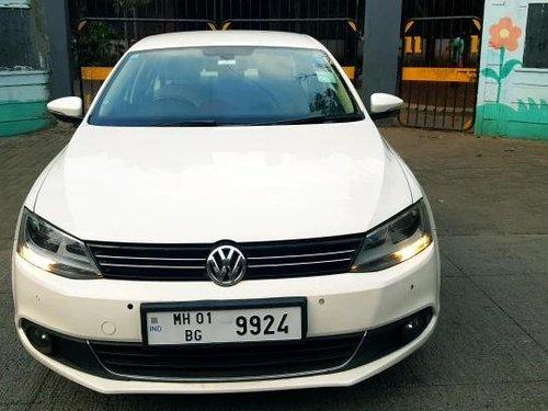 2013 Volkswagen Jetta 2013-2015 MT for sale in Pune